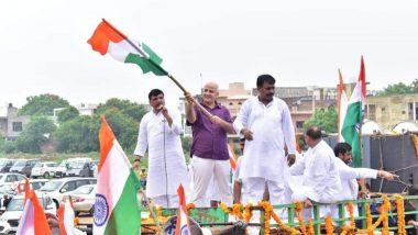 Tiranga Yatra: Delhi Deputy CM Manish Sisodia, Sanjay Singh Among AAP Leaders Booked by UP Police for Violating COVID-19 Norms