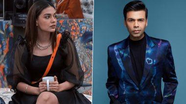 Divya Agarwal: Not Afraid of Karan Johar for Evicting Me From Bigg Boss OTT