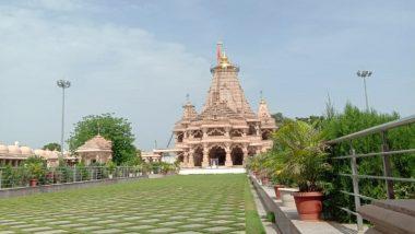 Rajasthan: Trader Donates Gold Paduka, Glass at Krishna Temple 'Sanwaliyaji'