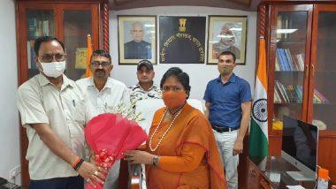 Chhattisgarh: '2.01 Crore Beneficiaries Covered Under National Food Security Act', Says Sadhvi Niranjan Jyoti