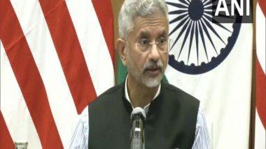 World News   India Will Always Be Proponent of International Law, Says Jaishankar as New Delhi Assumes UNSC Presidency