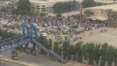 World News   Covid Vaccination Suspended After Chaos at Karachi's Biggest Inoculation Centre