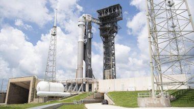 NASA Set To Launch Boeing Starliner Cargo Spacecraft to International Space Station on August 3