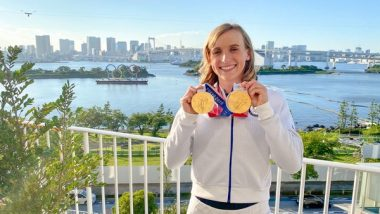 Sports News   Tokyo Olympics: Swimming Great Katie Ledecky Claims Record 6th Individual Gold