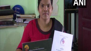 India News | Aspiring Astronaut from Tamil Nadu Seeks Help to Pursue Studies Abroad