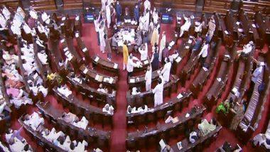 India News   Monsoon Session: RS, LS Adjourned Amid Uproar by Opposition