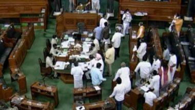India News | Bill to Do Away with Retrospective Tax Law Introduced in Lok Sabha, Rajya Sabha Passes Three Bills