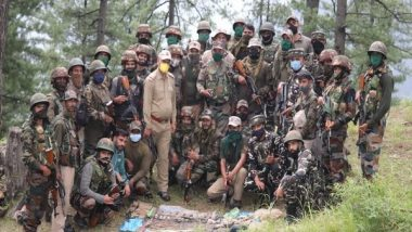 Jammu and Kashmir: Huge Cache of Arms, Ammunition Seized From Doda
