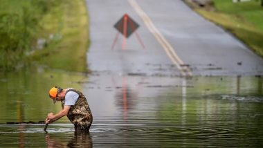 Tennessee Floods: At Least 8 Killed, Dozens Missing After Catastrophic Flooding in Middle Tennessee (Watch Video)