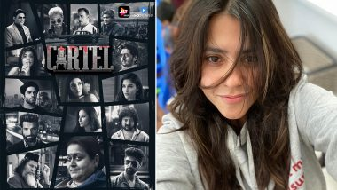 Cartel: Divya Agarwal Opens Up About Working With Ekta Kapoor, Says 'She Has Been a True Cheerleader for Me'