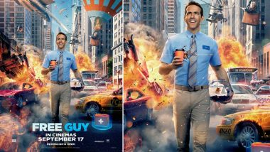 Free Guy: Ryan Reynolds Opens Up About His Role in Sci-Fi Comedy Film, Calls His Character 'Naive and Innocent'