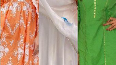 Independence Day 2021 Fashion: Hina Khan, Rubina Dilaik, Shweta Tiwari & Others in Tricolour Salwar Kameez