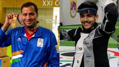 Aishwary Pratap Singh and Sanjeev Rajput at Tokyo Olympics 2020, Shooting Live Streaming Online: Know TV Channel & Telecast Details for Men's 50m Rifle 3 Qualification Coverage
