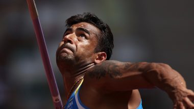 Shivpal Singh Misses Out on Qualifying for Men's Javelin Throw Final at Tokyo Olympics 2020