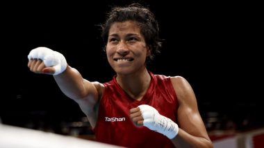 Lovlina Borgohain at Tokyo Olympics 2020, Boxing Live Streaming Online: Know TV Channel & Telecast Details for Women's 69 kg Semifinal 1 Coverage