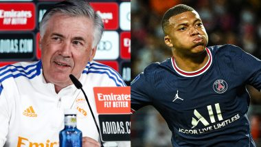 Kylian Mbappe Transfer News: Real Madrid Head Coach Carlo Ancelotti Doesn't 'Care' if World Cup Winner Is Signed or Not