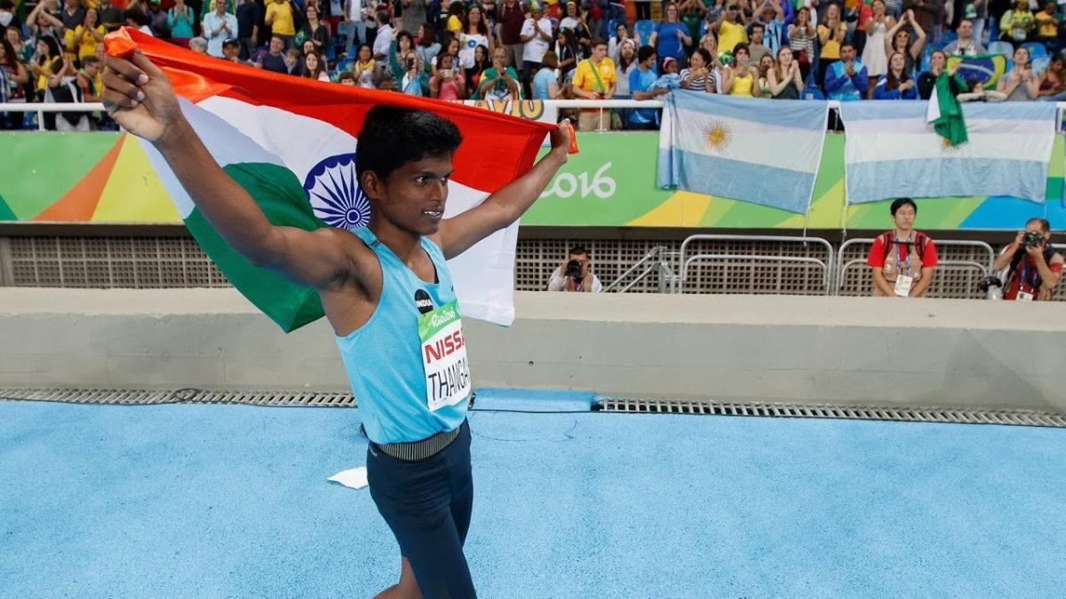 Mariyappan Thangavelu, Para High Jumper, To Be India's Flag-Bearer at Tokyo  Paralympics 2020 | 🏆 LatestLY