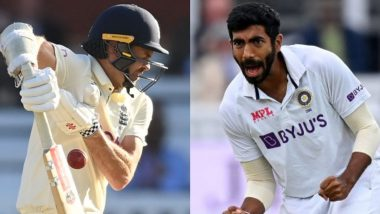 James Anderson Opens Up on Jasprit Bumrah's Bouncers During IND vs ENG 2nd Test, Says, 'I Haven't Felt Like This Ever in My Career'