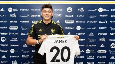 Manchester United Winger Daniel James Leaves Club To Join Leeds on Permanent Deal