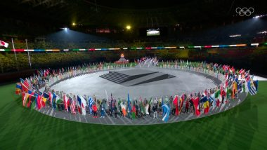 Tokyo Olympics 2020 Closing Ceremony Kicks Off in Style With Athletes Parading Into the Stadium for the Show