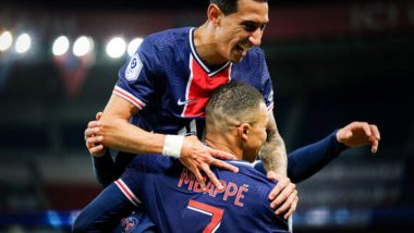 Angel Di Maria Hopeful of Kylian Mbappe Staying at PSG, Says, 'I Don't Think He Will Find a Better Team Anywhere'