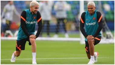 Chelsea vs Crystal Palace, Premier League 2021-22 Free Live Streaming Online & Match Time in India: How To Watch EPL Match Live Telecast on TV & Football Score Updates in IST?
