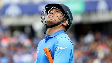 On This Day in 2020: MS Dhoni Announced Retirement From International Cricket, ICC Shares Video (Check Post)