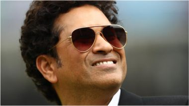 Sachin Tendulkar Lauds Indian Bowlers After Lord's Test Win Over England (Watch Video)