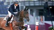 Fouaad Mirza at Tokyo Olympics 2020, Equestrian Live Streaming Online: Know TV Channel & Telecast Details for Individual Jumping Final Coverage
