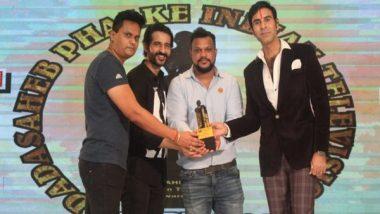 Business News   Freakout Entertainment Honoured with Dadasaheb Phalke Indian Television Award 2021