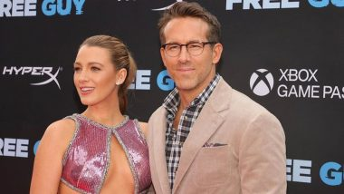 Ryan Reynolds Reveals Marvel Cameo in 'Free Guy' Was His Wife Blake Lively's Idea (View Pic)