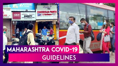 Maharashtra COVID-19 Guidelines: Not Fully Vaccinated, No Entry Into Malls, Trains