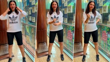 Gauahar Khan Gives Befitting Answers To Nosy Questions About Having A Baby And Living With In-laws (Watch Video)
