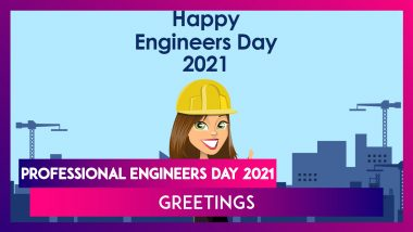 Professional Engineers Day 2021 Greetings: WhatsApp Messages, Images and Quotes To Wish All the PEs