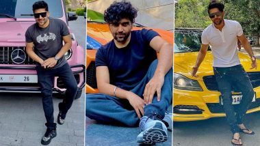Guru Randhawa Birthday Special: Singer Is Obsessed With Swanky Cars and These Pictures Are Proof!