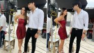 Hina Khan and Shaheer Sheikh Reunite for New Music Video 'Mohabbat Hai' (View BTS Pics)