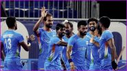 Indian Hockey Team Qualifies for Semi-Final at Olympics After 49 Years, Beats Great Britain 3-1 to Set Up Semis Clash with Belgium at Tokyo 2020