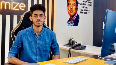 Aryan Tripathi, Founder of Adymize – One of the Best Advertising Agencies in India
