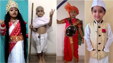 Independence Day 2021 Fancy Dress Ideas for Kids: Win School Competitions With These Dressing Ideas On 15th Of August