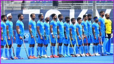 India vs Belgium, Men's Hockey Tokyo Olympics 2020 Live Streaming Online: Know TV Channel and Telecast Details for IND vs BEL Semi-Final Match