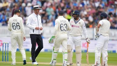 India vs England 4th Test 2021 Preview: Likely Playing XIs, Key Battles, Head to Head and Other Things You Need to Know About IND vs ENG Cricket Match at The Oval in London