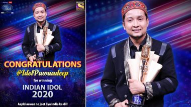 Indian Idol 12 Winner Pawandeep Rajan: All You Need To Know About the Talented Singer Who Won the Reality Show!
