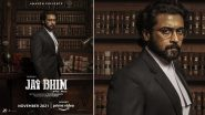 Jai Bhim: Suriya's Film To Release on Amazon Prime Video in November 2021!