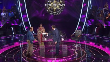 Kaun Banega Crorepati 13: Uttarakhand's Neha Bathla Manages to Win Rs 12.5 Lakh; Gives Credit to Father-in-Law for Her Victory