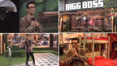 Bigg Boss OTT: Karan Johar Gives a Sneak Peek of the House in Kabhi Khushi Kabhie Gham Style (Watch Video)