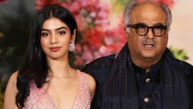 Is Khushi Kapoor Making Her Bollywood Debut in Zoya Akhtar's Film? Father Boney Kapoor Reacts