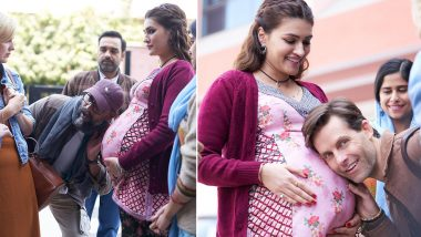Kriti Sanon Shares Cute BTS Pictures From the Sets of Mimi As She Thanks Everyone for the Love the Film Is Getting