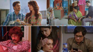 Kya Meri Sonam Gupta Bewafa Hai? Trailer: Surbhi Jyoti and Jassie Gill's ZEE5 Film Is Packed With Comedy, Romance and a Social Message (Watch Video)