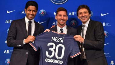 Lionel Messi Likely To Make PSG Debut Next Weekend Admits Manager Mauricio Pochettino After Mauro Icardi Injury
