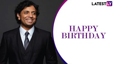 M Night Shyamalan Birthday Special: 5 Best Films of the Hollywood Director Ranked Per Rotten Tomatoes